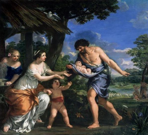 Prostitutes Romulus