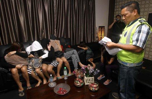 Prostitutes Segamat