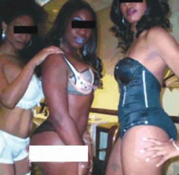 Prostitutes Okene